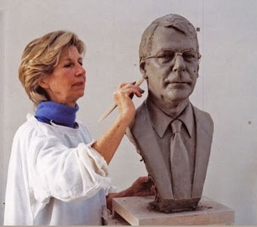 Anne Curry, Sculptor